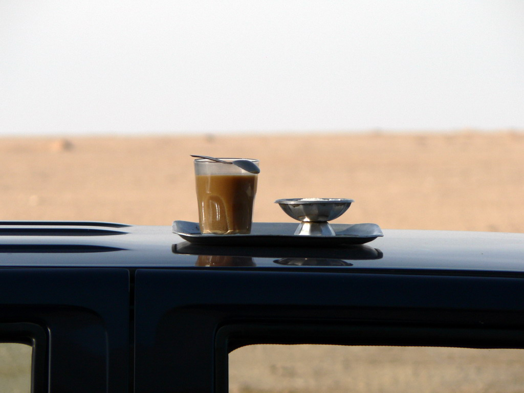 photo credit: Coffee in the desert via photopin (license)