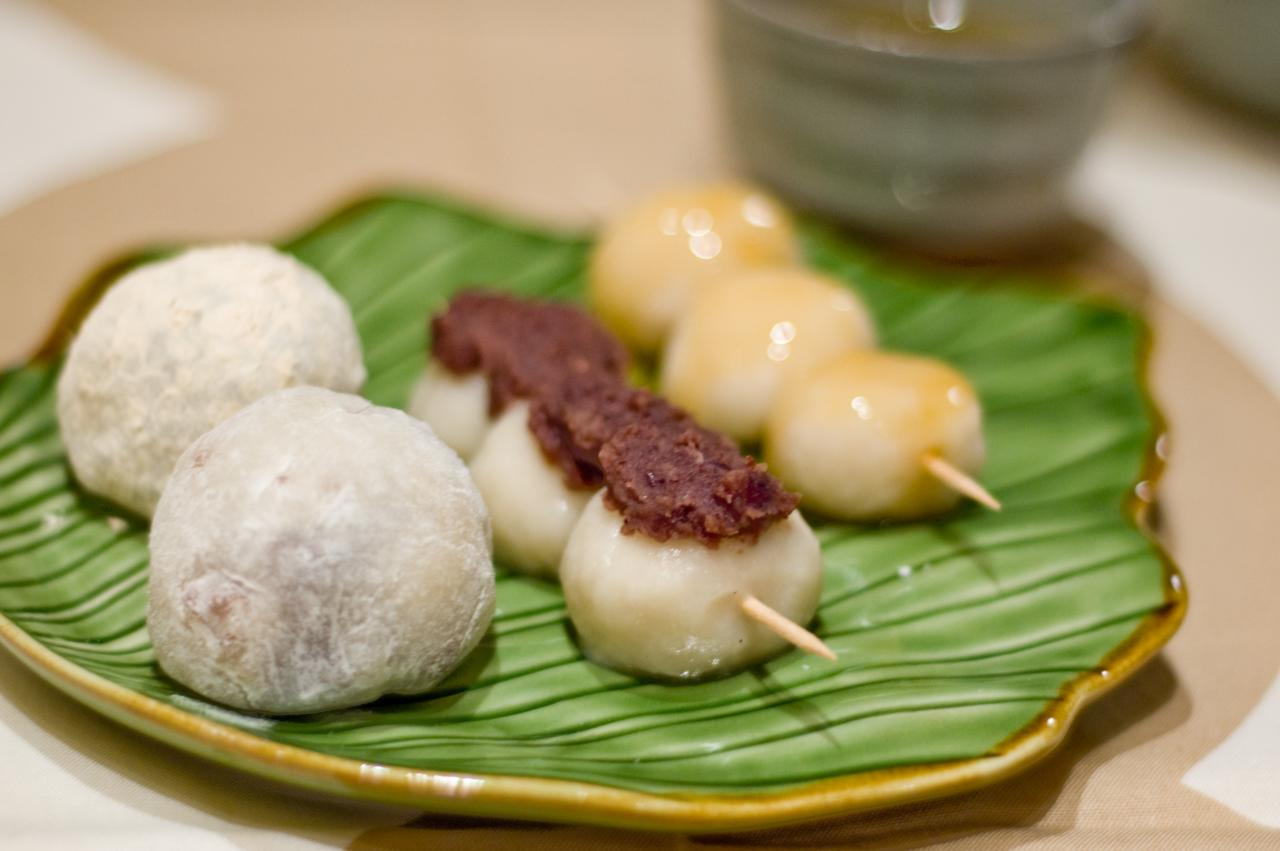 photo credit: Homemade Japanese Sweets via photopin (license)