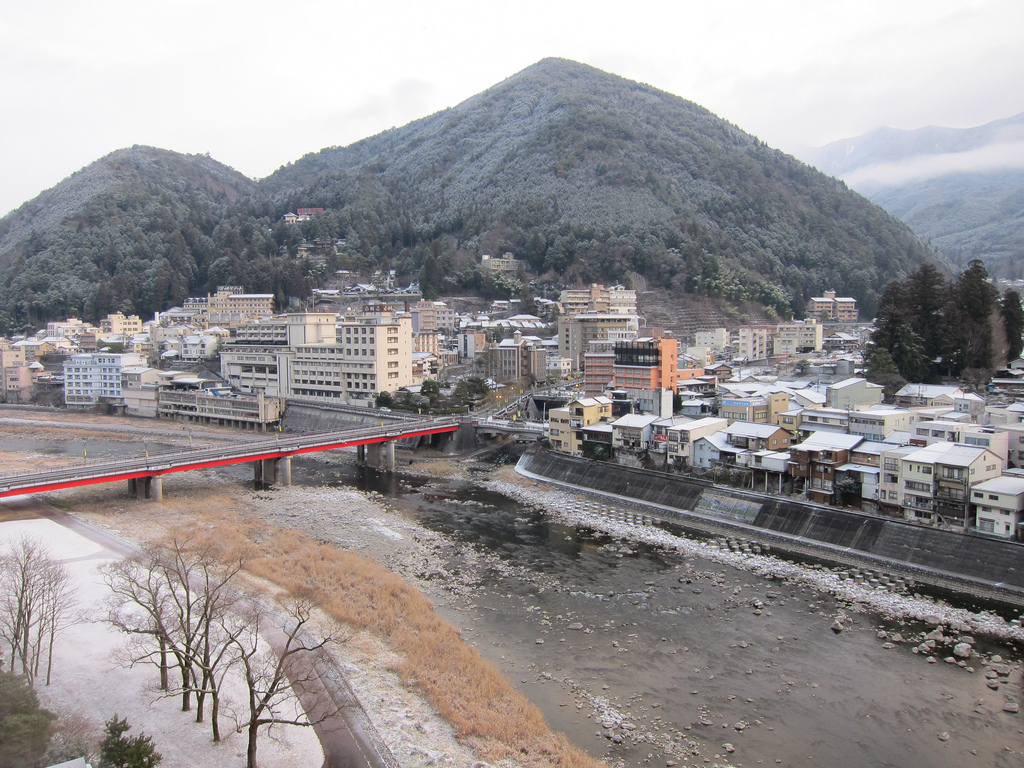 photo credit: Gero Onsen, Hot Spring at Gifu prifesture in Japan; 下呂温泉 via photopin (license)