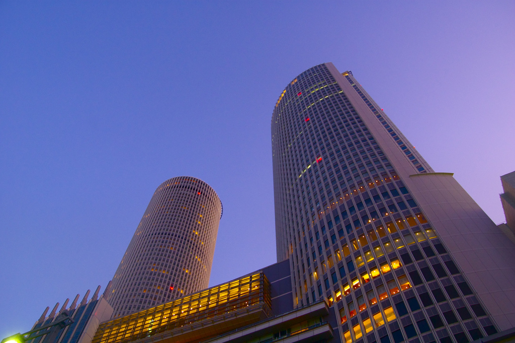 photo credit: Nagoya Station at Dusk via photopin (license)