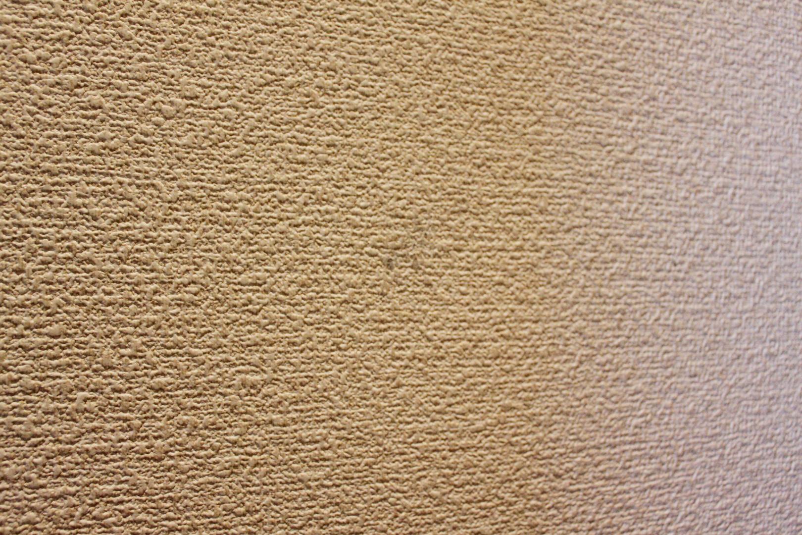 掃除 自転車で汚した凹凸のある壁紙を歯ブラシ 中性洗剤で掃除 ほどほど