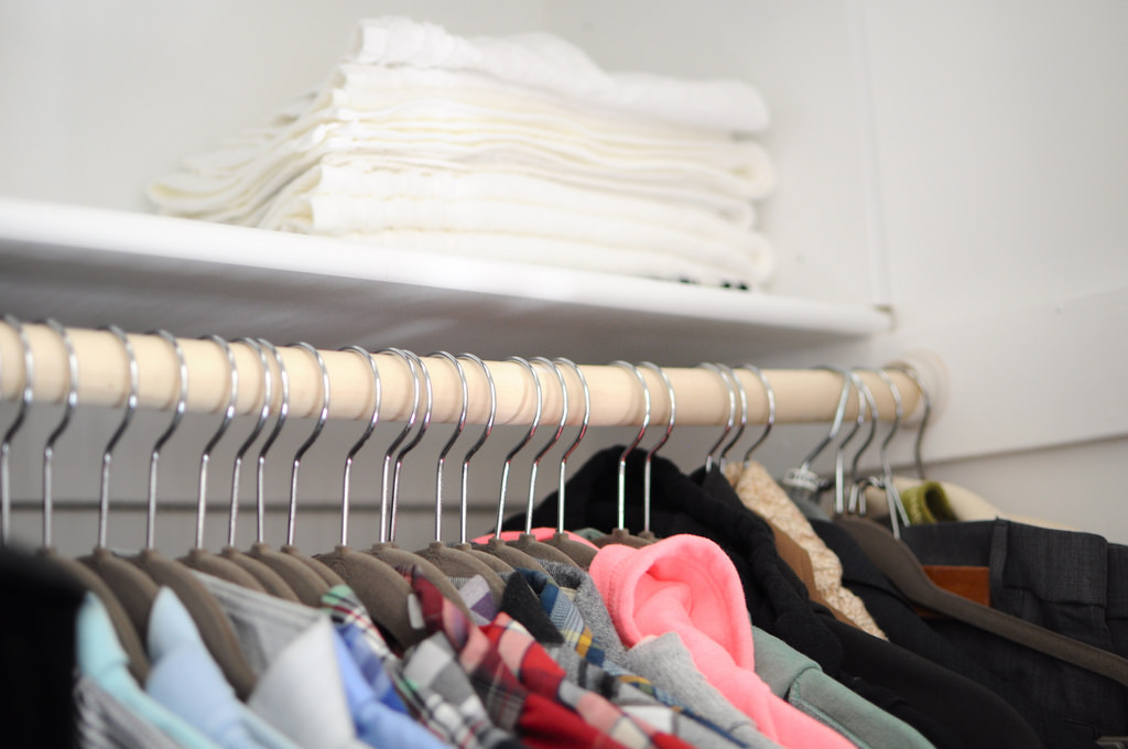 photo credit: Organized Closet via photopin (license)